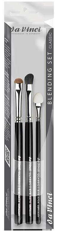 Набор кистей для растушевки da Vinci / 4802-19 CLASSIC set blender, 3 pcs. (4274, 4424, 3704)