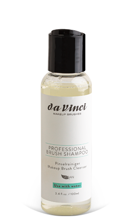 Шампунь для кистей Professional Brush Shampoo da Vinci