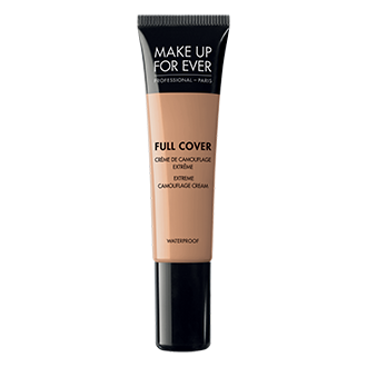 Водостойкий камуфляжный крем с абсолютным покрытием Full cover extreme camouflage cream 15ml (8 Нейтральный беж) Make Up For Ever