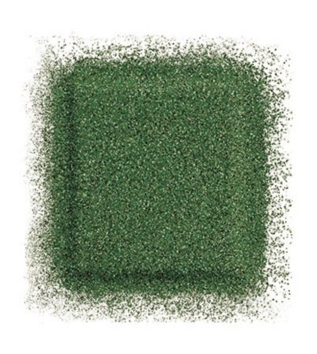 Тени для глаз Artist color shadow refill high impact eye shadow 2,5 г (D-306 Темно - зеленый) Make Up For Ever