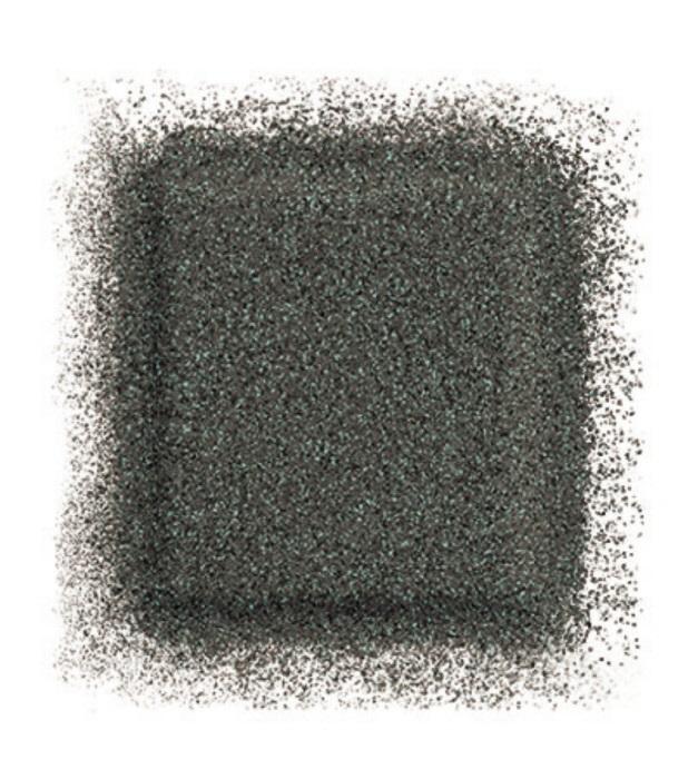 Тени для глаз Artist color shadow refill high impact eye shadow 2,5 г (D-308 Хаки) Make Up For Ever