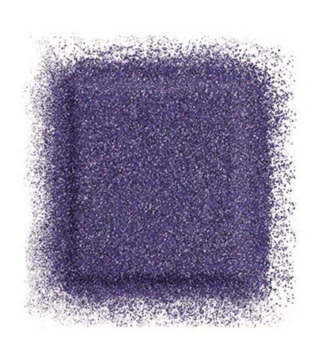 Тени для глаз Artist color shadow refill high impact eye shadow 2,5 г (D-926 Черника) Make Up For Ever