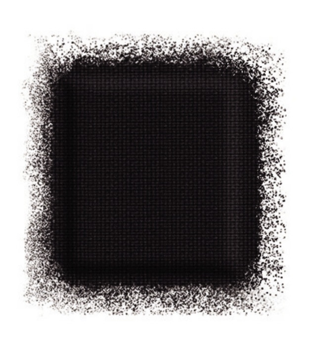 Тени для глаз Artist color shadow refill high impact eye shadow 2,5 г (M-100 Черный) Make Up For Ever