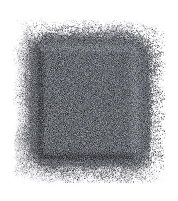Тени для глаз Artist color shadow refill high impact eye shadow 2,5 г (ME-108 Стальной) Make Up For Ever