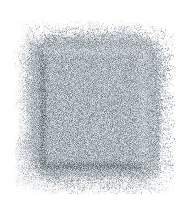 Тени для глаз Artist color shadow refill high impact eye shadow 2,5 г (ME-202 Синий айсберг) Make Up For Ever