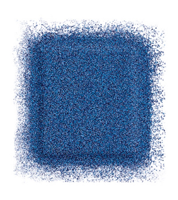 Тени для глаз Artist color shadow refill high impact eye shadow 2,5 г (ME-216 Электро) Make Up For Ever