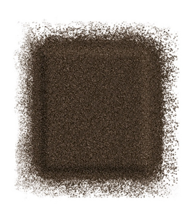 Тени для глаз Artist color shadow refill high impact eye shadow 2,5 г (ME-624 Черно - золотой) Make Up For Ever