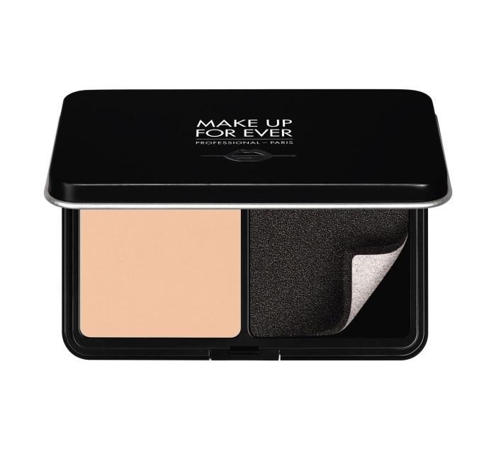 Пудра для лица Matte velvet skin compact blurring powder foundation 11 г (R220 Розовый фарфор) Make Up For Ever