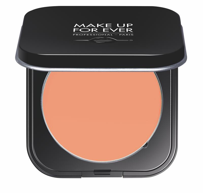 Пудра для лица Ultra HD pressed powder BTG microfinish pressed powder 2 г (3 Персик) Make Up For Ever