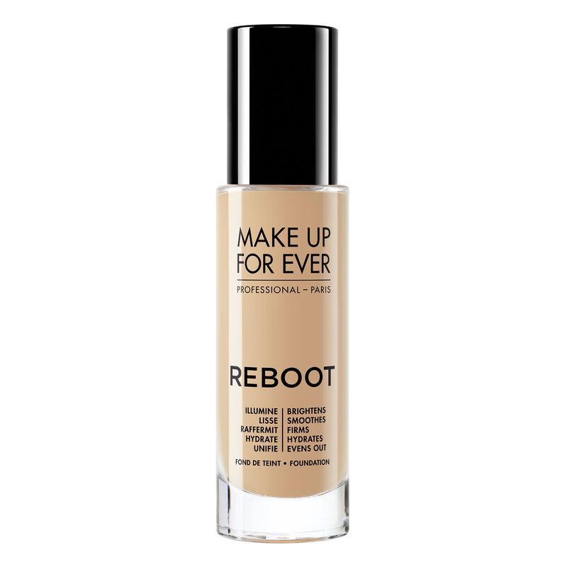 Тональный крем для лица Reboot active care revitalizing foundation 30 мл (Y244 Нейтральный песок) Make Up For Ever